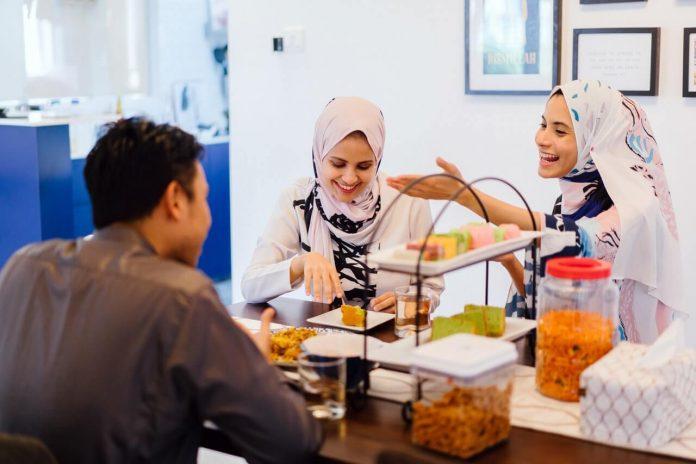 Pria dan Wanita Tak Lagi Dipisahkan di Restoran Arab Saudi