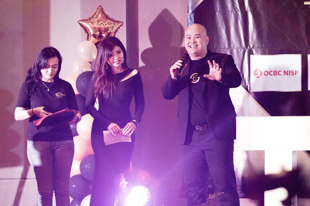 The Entrepreneurs Society Berikan Apresiasi Pada Pengusaha Muda Melalui Community Launch and Award Night 2