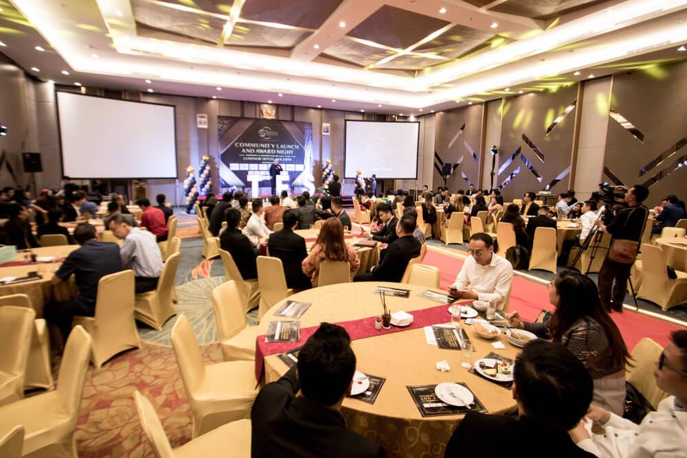 The Entrepreneurs Society Berikan Apresiasi Pada Pengusaha Muda Melalui Community Launch and Award Night 1
