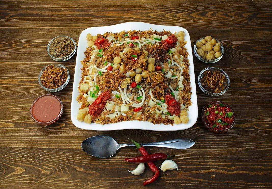 kuliner khas Mesir