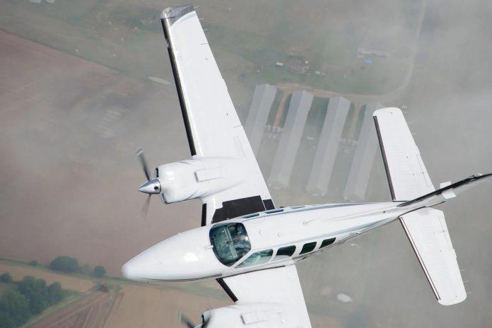pesawat garmin autoland