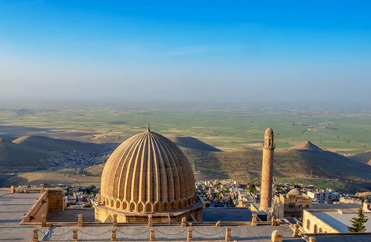 7 Masjid di Turki yang Terkenal dengan Kemegahan Arsitekturnya 11