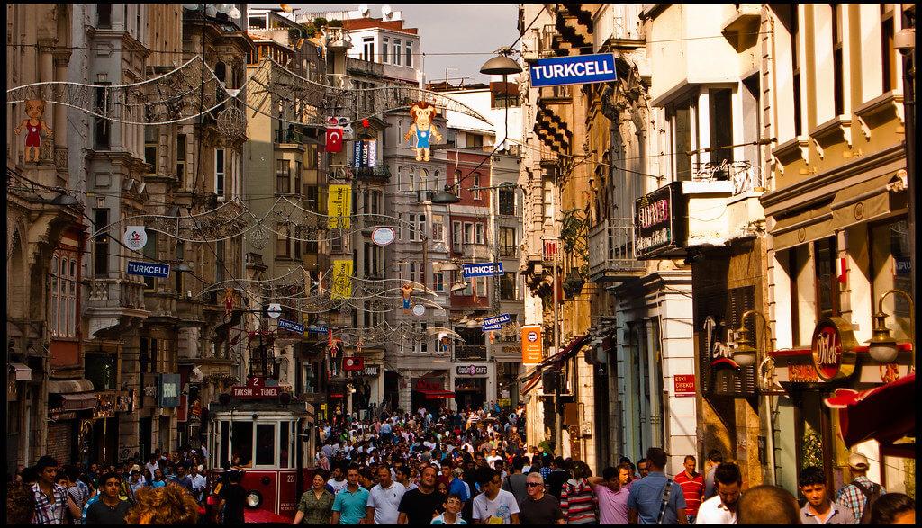 Oleh oleh Istanbul