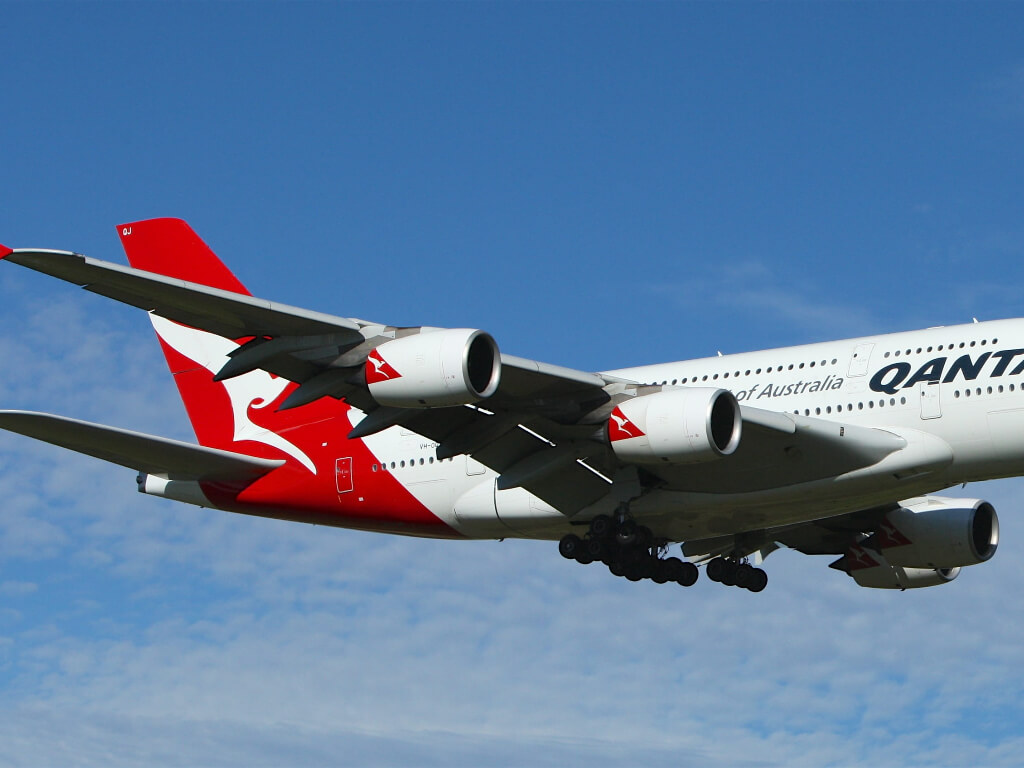 Mmaskapai Qantas