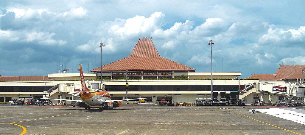 Gede! Inilah Deretan Bandara Terbesar di Indonesia 10