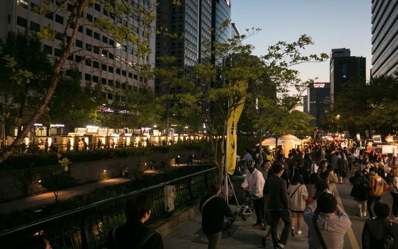 10 Night Market Seoul yang Recommended untuk Disinggahi 8