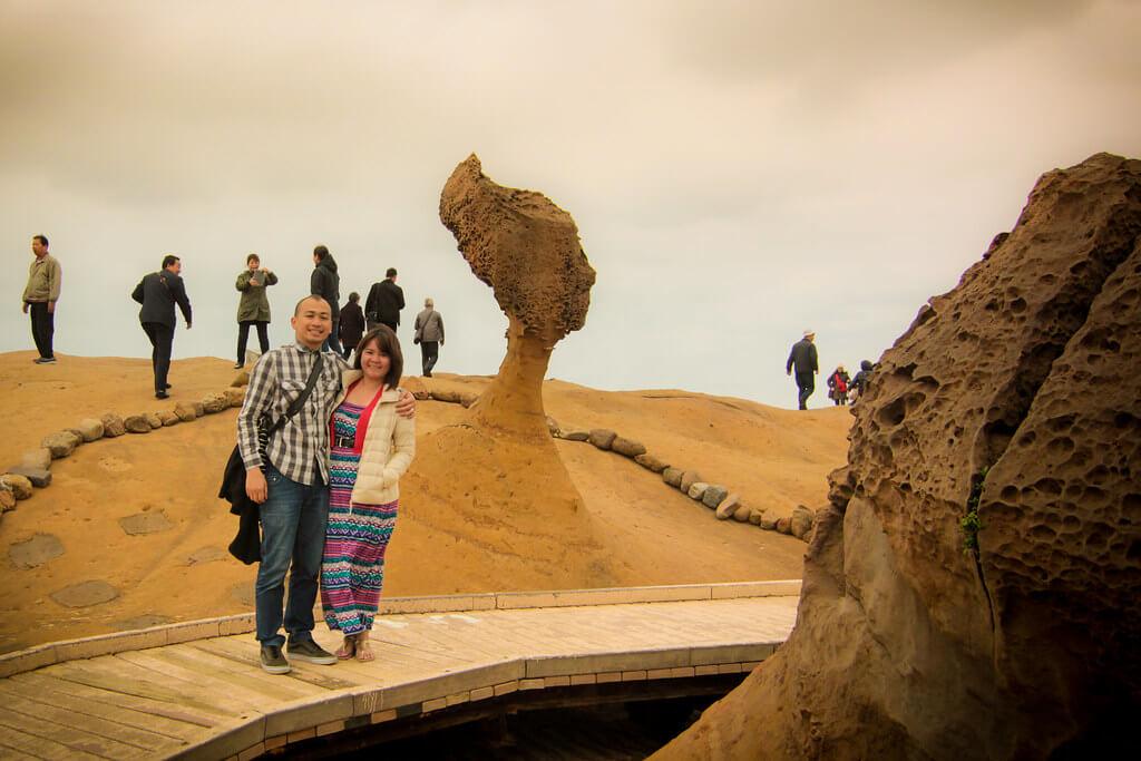 Queen's Head Rock, Destinasi Wajib Di Taiwan 2