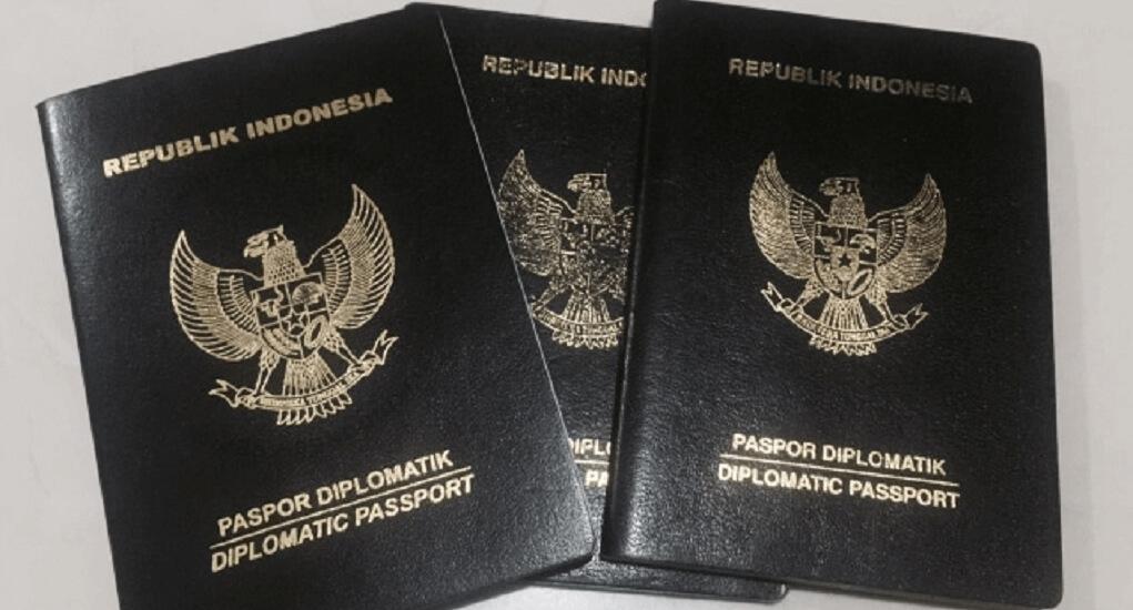 Paspor Diplomatik Indonesia