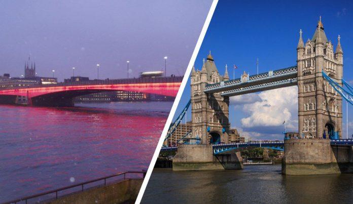 Perbedaan Tower Bridge London dan London Bridge