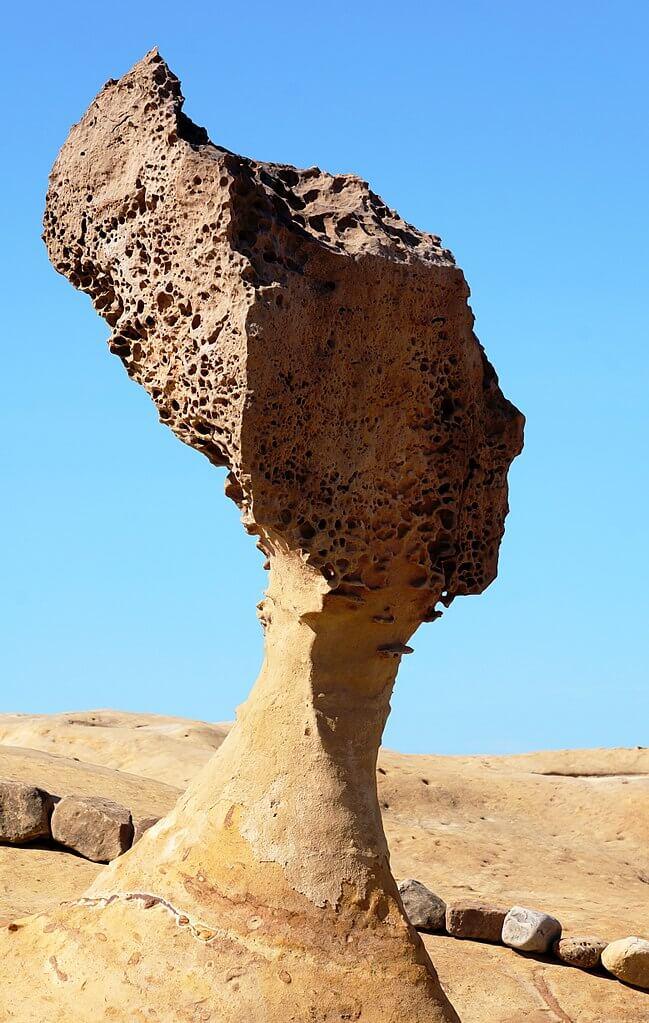 Queen's Head Rock, Destinasi Wajib Di Taiwan 1