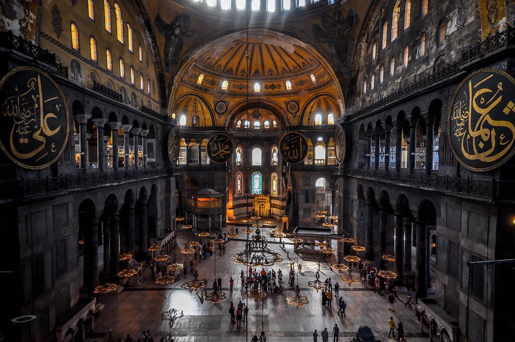 Hagia Sophia, Ikon Kota Istanbul dengan Desain yang Menakjubkan 1