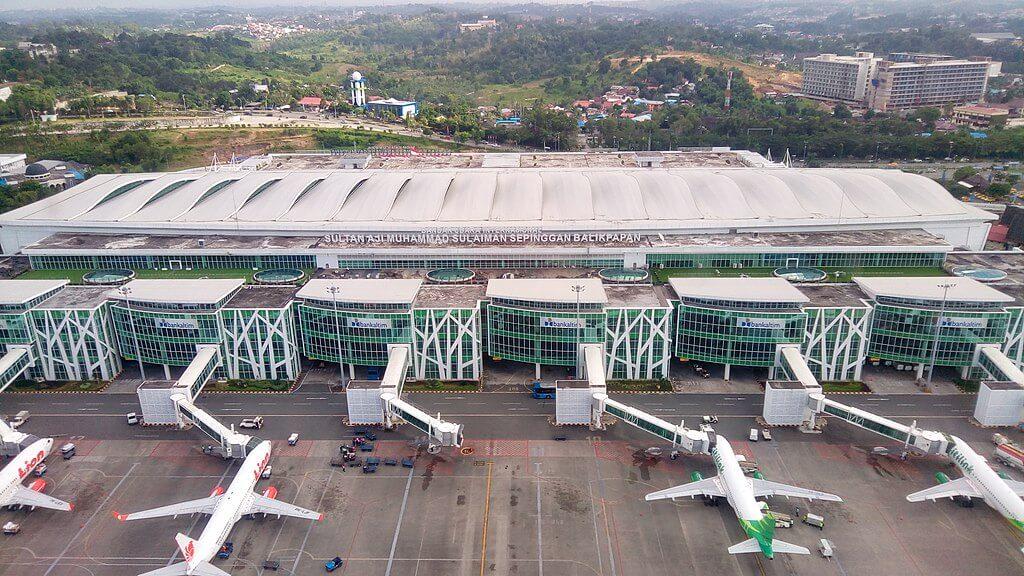 Gede! Inilah Deretan Bandara Terbesar di Indonesia 12