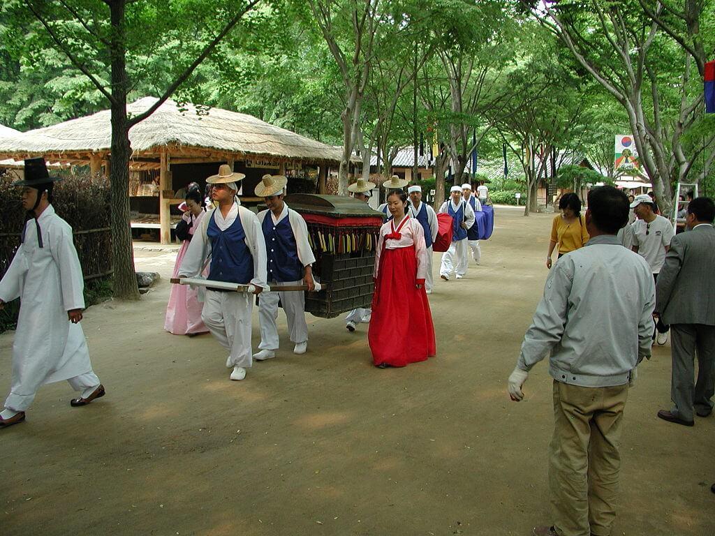 Desa Tradisional 'Korean Folk Village', Cocok untuk Wisata Keluarga 1