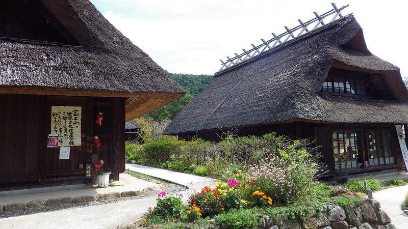 Iyashi No Sato, Desa 'Kuno' di Kaki Gunung Fuji 1