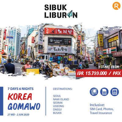 Korea Selatan - Lihat Objek Wisata, Kuliner & Akomodasi Terbaik 3