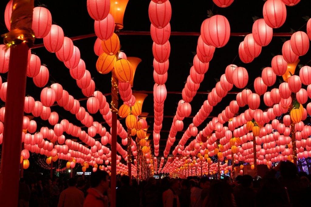 Mengulik Meriahnya Lantern Festival di Taiwan 1