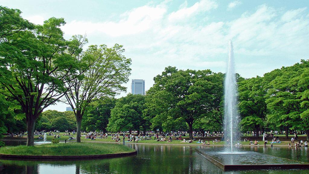 Inilah 10 Spot Terbaik untuk Melihat Bunga Sakura di Tokyo 10